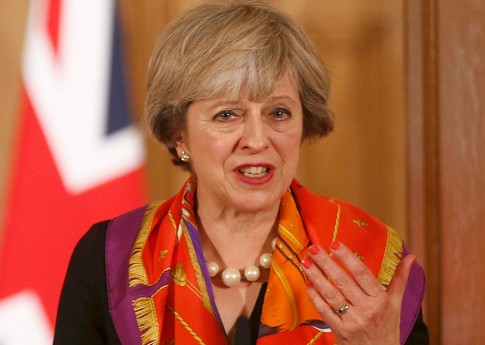 UK Prime Minister Theresa May is expected to attend the GCC summit in Manama, Bahrain on 6 and 7 December © AFP/Getty