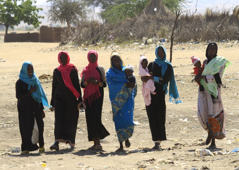 Conflict and the rise of violent extremism expose vast numbers of women to multiple human rights abuses including rape, abductions, and sexual slavery. Image: © ASHRAF SHAZLY/AFP/Getty Images.