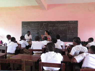 The majority of girls said they did not know about family planning and had little or no sex education before becoming pregnant.