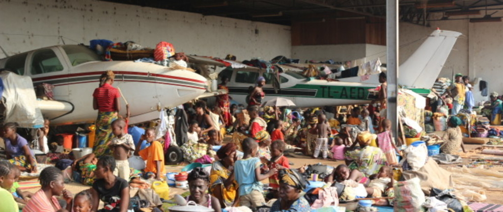 COVID-19 worsened the already precarious situation of refugees, asylum seekers and migrants in many countries, trapping some in squalid camps, cutting off vital supplies.