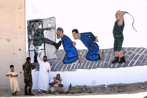 The Libyan authorities need to draw a line under the Gaddafi-era legacy of torture. © MAHMUD TURKIA/AFP/GettyImages