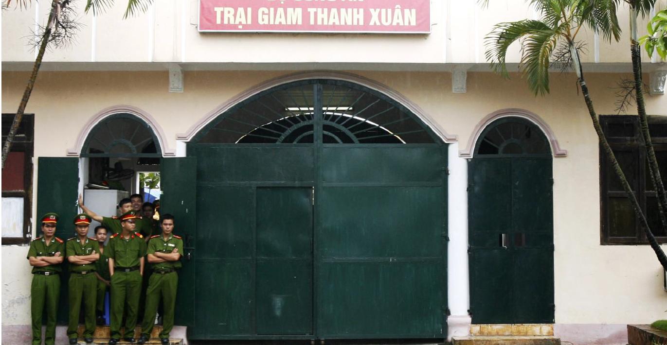 Thanh Xuân Prison in HàNội