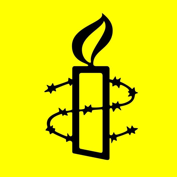 Amnistía Internacional logomarca